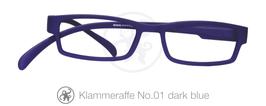 Klammeraffe® No. 01 dark blue
