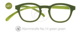 Klammeraffe® No. 14 green/green