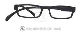Klammeraffe® No. 01 black