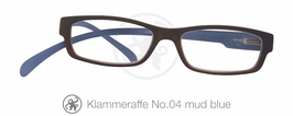 Klammeraffe® No. 04 mud/blue