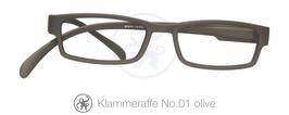 Klammeraffe® No. 01 olive