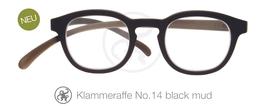 Klammeraffe® No. 14 black/mud