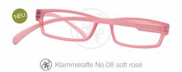 Klammeraffe® No. 08 soft rose