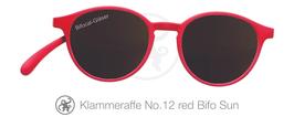 Klammeraffe® No. 12 Bifokal-Sonne red