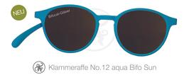 Klammeraffe® No. 12 Bifokal-Sonne aqua