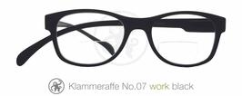 Klammeraffe® No. 07 Bifo Work black