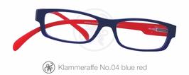 Klammeraffe® No. 04 blue/red