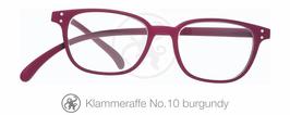 Klammeraffe® No. 10 burgundy
