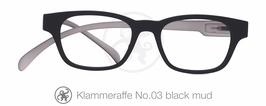 Klammeraffe® No. 03 black/mud