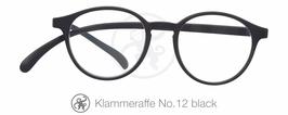 Klammeraffe® No. 12 black