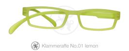 Klammeraffe® No. 01 lemon