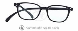 Klammeraffe® No. 10 black