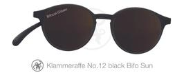 Klammeraffe® No. 12 Bifokal-Sonne black