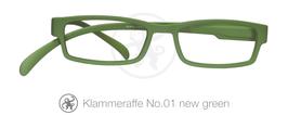 Klammeraffe® No. 01 green
