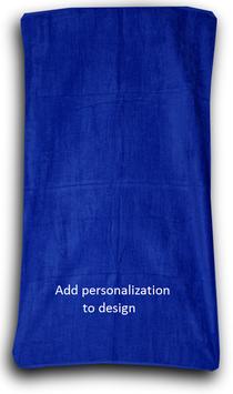 Add Personalization: Beach Towel