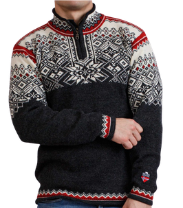 Norlender Narvik Pullover Wool Sweater Style 312