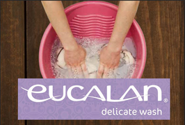 Eucalan No-Rinse Fine Wool Wash