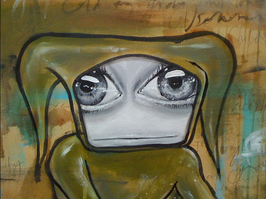 My Dog Sighs // Monkey Dog