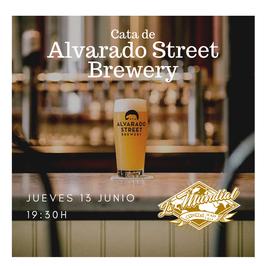 Cata de Alvarado Street