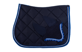 VS Schabrackenset – Blau-Royalblau