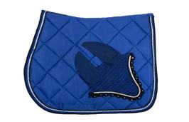VS Schabrackenset – Royalblau-Blau
