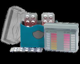 Pooltester pH/Br + Nachfüllpack