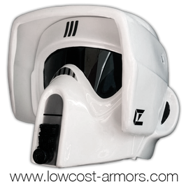 Casco Explorer Soldier (montado)
