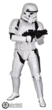 Kit Armadura Storm soldier Deluxe
