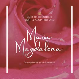 SeelenLichtöl MARIA MAGDALENA