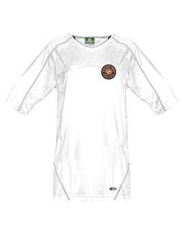 PEAK SG Bergische Löwen Shooting Shirt White mit Wunschnamen