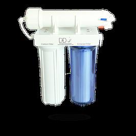 DD H2O Umkehrosmoseanlage