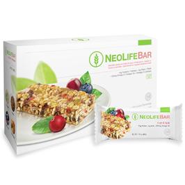 NeoLifeBar  Frutti Rossi,  (15 barrette )