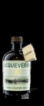 La Valdotaine Gin Acqueverdi 1000ml Italian-Premium-Gin