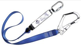 FP50 - Gurt-Halteseil mit Bandfalldämpfer BFD, CE zertifiziert Portwest®