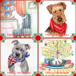 Christmas Cards - Pack of 12