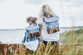Partnerlook Mama und Kind