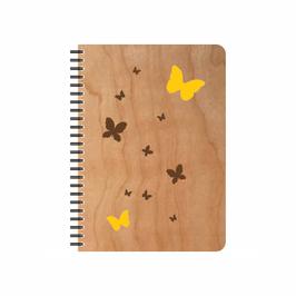 Notizbuch Schmetterlinge