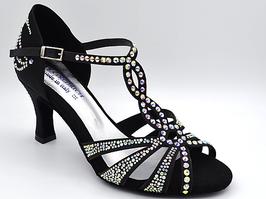 GIORGIA 7L1 N Damen Latein-Schuhe