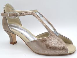 LAURA 74/01B Damen Tanzschuhe Tango-Schuhe