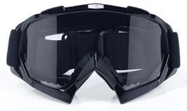 Motorcross black clear