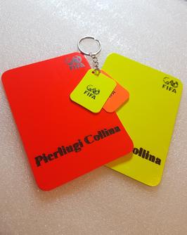 Personalisierte Fifa Karten graviert mit Schlüsselanhänger als Geschenk