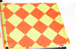 Fahnentuch (Ersatztuch) Elektronische Funkfahnen Kazanci Sportwear