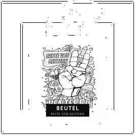 Beutel // Reste von Gestern