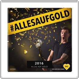 CD //  Alles auf Gold