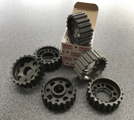 Adjustable pulleys Ducati 4-valves