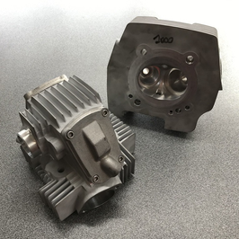 Reversed cylinderheads Ducati 1000