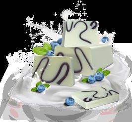 Handgemachte Glycerinseifen Seife- Joghurt und Holunder