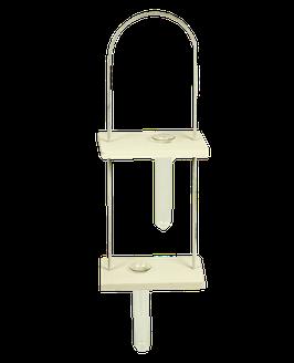 Hängedekoration Reagenzglas
