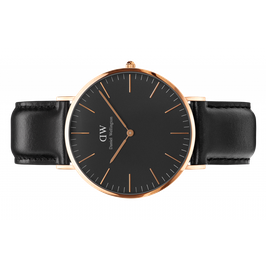 Orologio Uomo Daniel Wellington Classic Sheffield Black