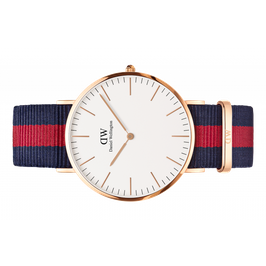 Orologio Uomo Daniel Wellington Classic Oxford Rose'